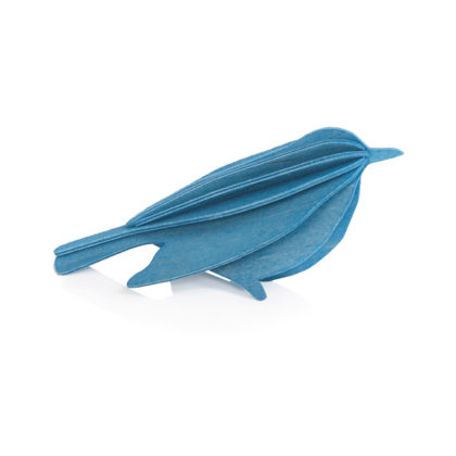 Lovi vogel blauw
