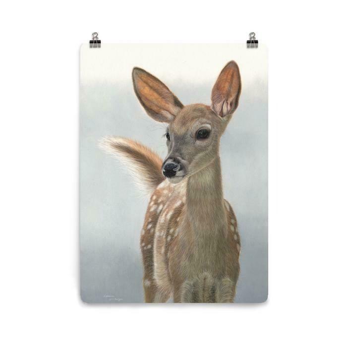 Poster Bambi A3